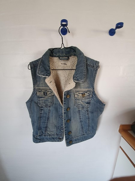 Picture of Global Funk denimvest str. M