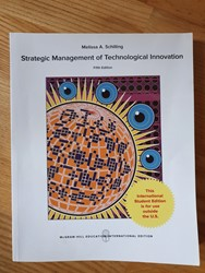 Picture of Strategic Innovation, Schilling, 2017