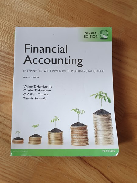 Picture of Financial accounting, Harrison, 2014, global ed