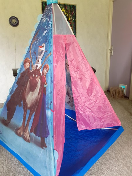 Picture of Frozen tipi legetelt