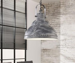 Picture of Loftlampe - pendel i metal