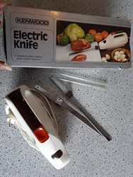 Picture of Elektrisk kniv Kenwood